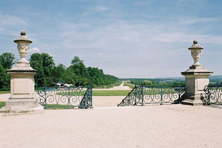 Terrasse Lenotre Saint-Germain-en-Laye, France