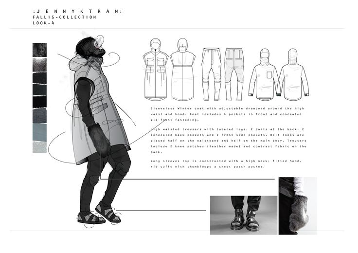 Fashion plus Application - 2014 Graduate Collection - ArtsThread Portfolio From Jenny K Tran