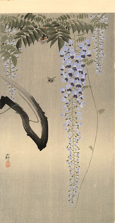 Koson. Japanese art