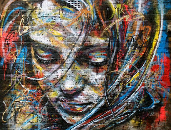 Street Art...David Walker, Musetouch...more at www.musetouch.net