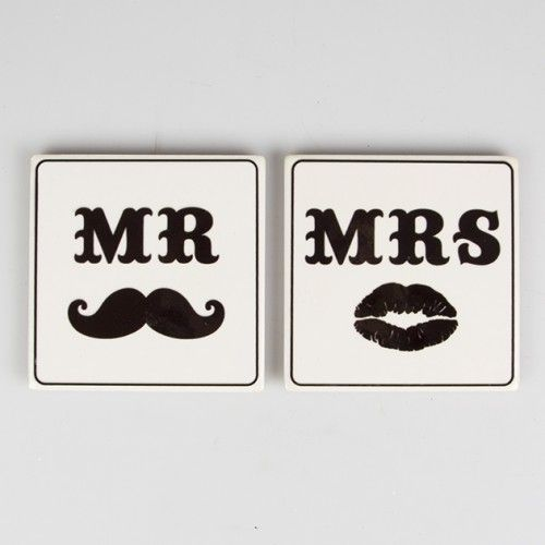 Mr and Mrs Coasters