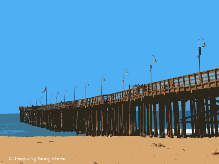 48 best images about ventura ca images by sunny oberto for Ventura pier fishing