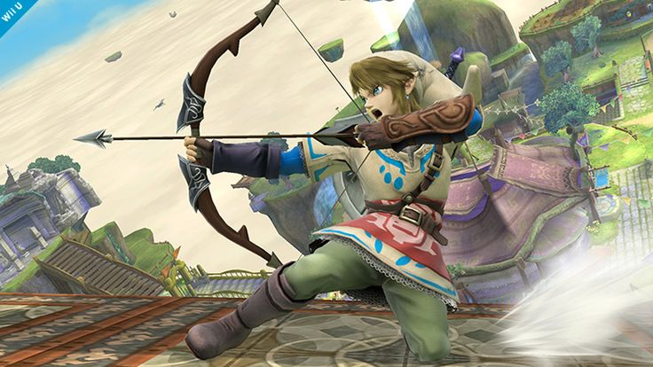 Link (リンク, Link) is a veteran fighter and a starter character in Super Smash Bros. for Nintendo 3DS and Wii U. He was announced on June 11th, 2013 during the E3 2013 Nintendo Direct. He currently ranks 42nd on the tier list.jucz