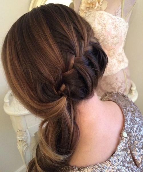 Gorgeous Boho Style Braided Pony Hairstyles 2018 for Women