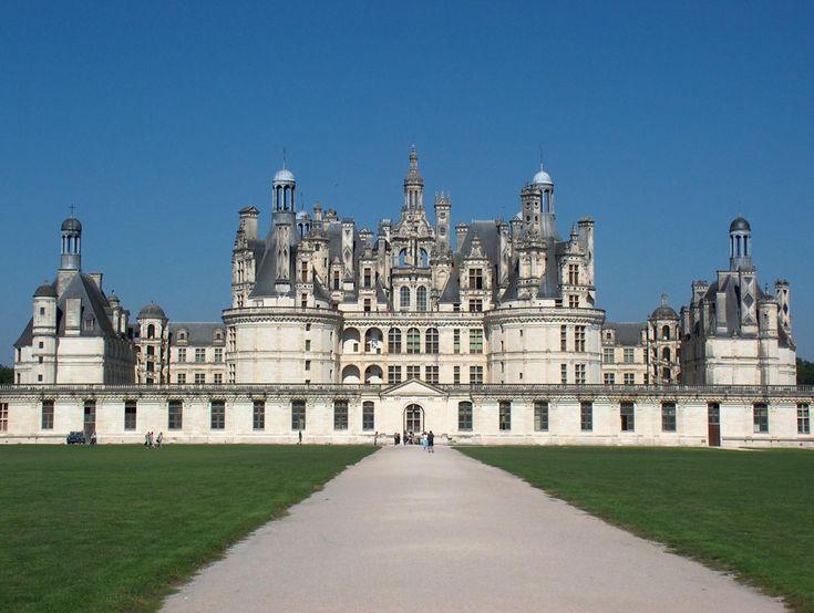 Assez Les 25 meilleures idées de la catégorie Chateau chambord sur  RW03