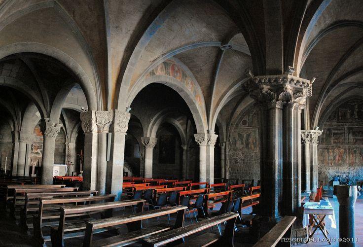 #Montefiascone (VT), #Lazio - Chiesa di San Flaviano - Photo G. Garofoli (04-2011) | Leggi tutti i dettagli su Tesori del Lazio - © All rights reserved