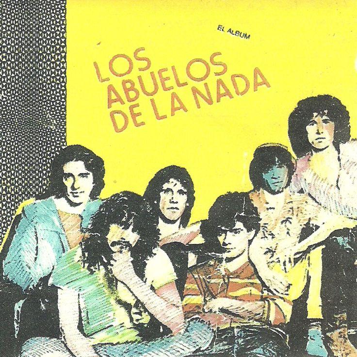 Los Abuelos De La Nada - El Album