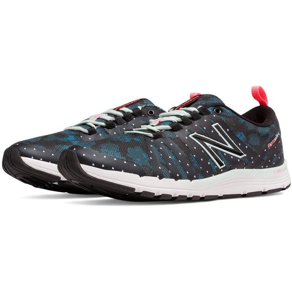 New Balance | New Balance 811 Print Trainer | Women's Training |... ($85) ❤ liked on Polyvore featuring shoes, sneakers, training sneakers, new balance footwear, patterned shoes, new balance and print sneakers
