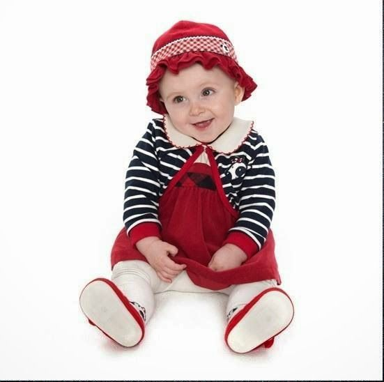 Bayi sangat mudah kedinginan maupun kepanasan. Karenanya, perhatian yang tepat akan pakaian yang sesuai sangatlah penting untuk kesehatan ba...