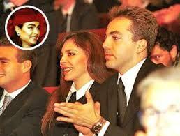 Veronica y Cristian Castro
