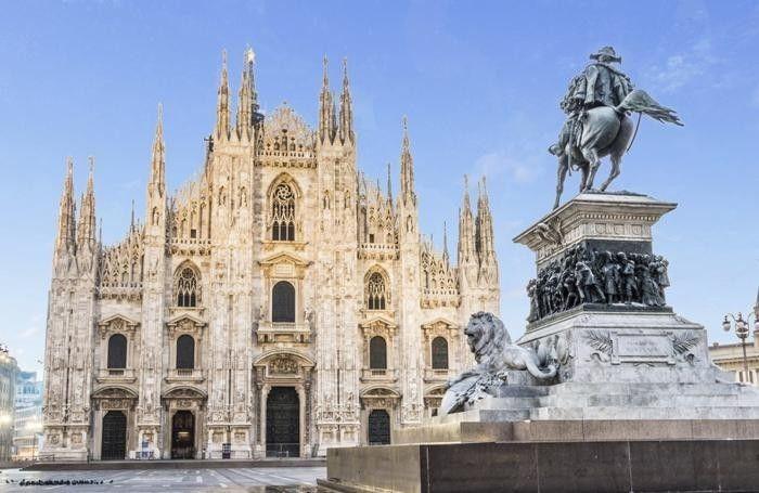 E le città sono molto simili - Milano