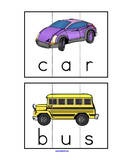Transportation theme for preschool, Pre-K.  LOTS of great resources here!