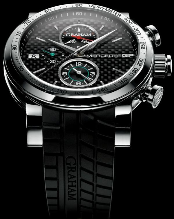 Graham Mercedes GP Trackmaster  Silverstone Chronograph Watches   graham #luxurywatch #Grahamwatches Graham chronograph. Swiss Watchmakers watches #horlogerie @calibrelondon