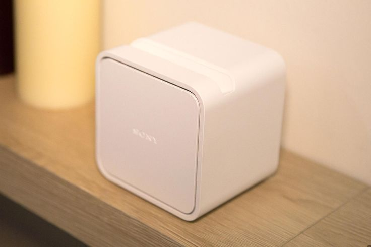Sony Portable Short Throw Projector Preview - CNET