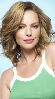 Katherine Heigl ... Hair