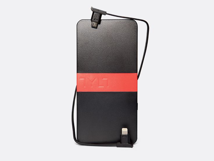 21 Awesomely Well-Designed Products We're Dying to Own   Got Juice? When your gizmos are running on fumes, Tylt's slim battery pack can provide a second life. Its built-in cables—one Lightning for your iOS devices and one micro USB for Androids and e-readers—will juice up whatever mobile gear you've got. Tylt Energi 5K    $90     WIRED.com