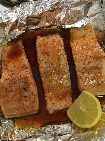 Hennessy Honey Salmon                                                                                                                                                                                 More