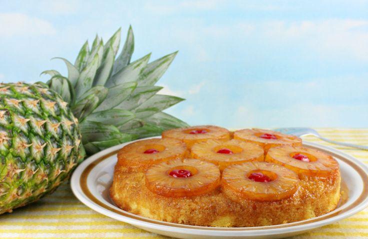 Préparez cette traditionnelle recette de gâteau aux ananas de ma maman. C'est un véritable classique!