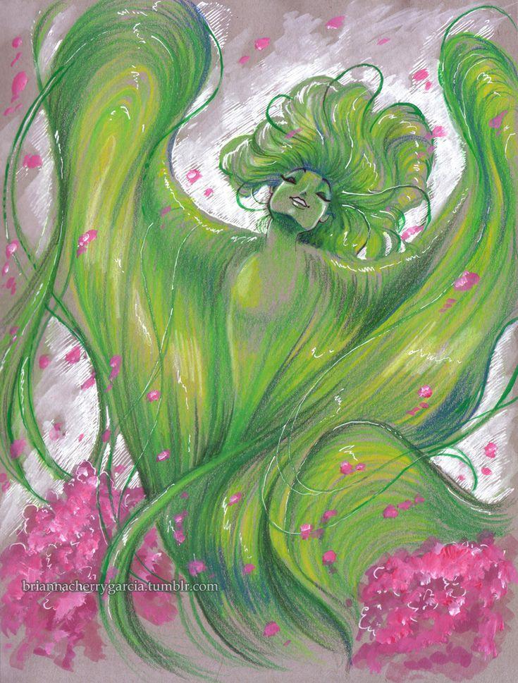 Spring+by+briannacherrygarcia.deviantart.com+on+@DeviantArt