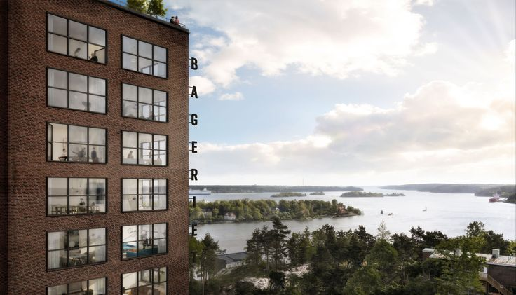 Oscar Properties #oscarproperties Kvarnholmen, Bageriet