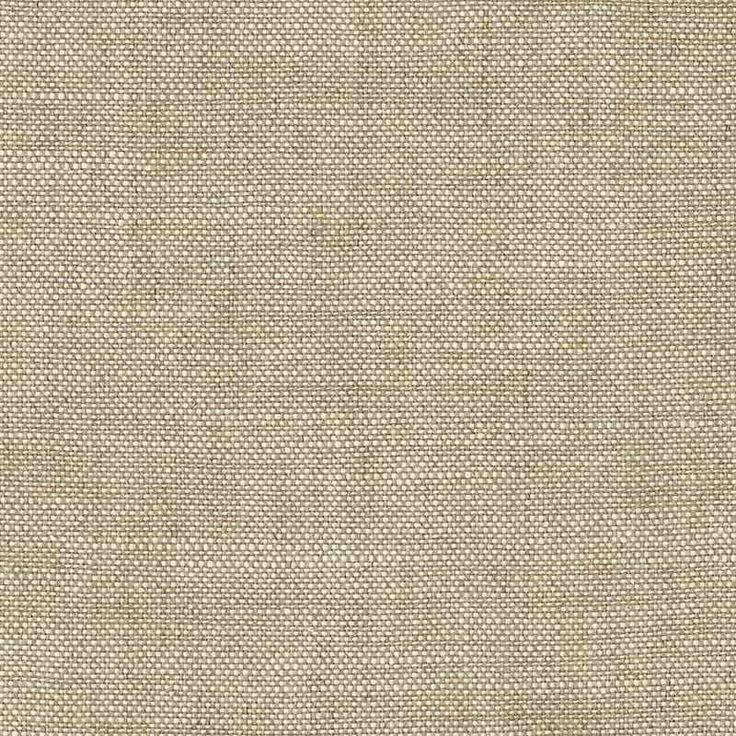 Warwick Fabrics : HAVEN, Colour OATMEAL