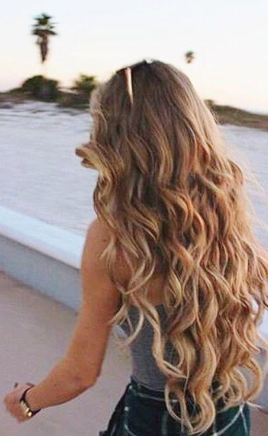 Best 25+ Perms long hair ideas on Pinterest | Permed long ...