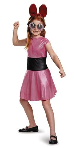 Powerpuff Girls 12523: Blossom Classic Powerpuff Girls Cartoon Network Costume, X-Large 14-16 -> BUY IT NOW ONLY: $38.89 on eBay!