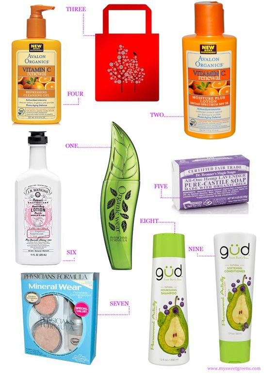 Organic Beauty Care Makeover With Target + ... - Sweet Greens