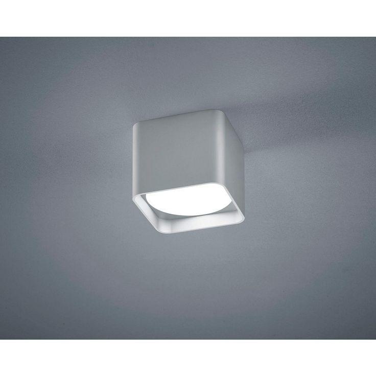 HELESTRA LED-DECKENLEUCHTE, Grau Jetzt bestellen unter: https://moebel.ladendirekt.de/lampen/deckenleuchten/deckenlampen/?uid=1cb1d489-e152-5a4e-8e2a-530d911fc258&utm_source=pinterest&utm_medium=pin&utm_campaign=boards #deckenleuchten #lampen #deckenlampen