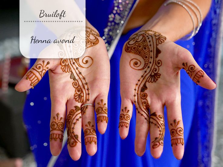 Onze Hindoestaanse bruiloft: Henna avond - My Simply Special