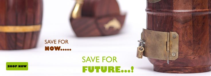 Cool collection of money banks to save money and future