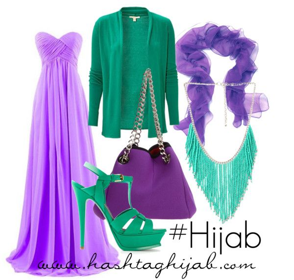 Hashtag Hijab Outfit #163