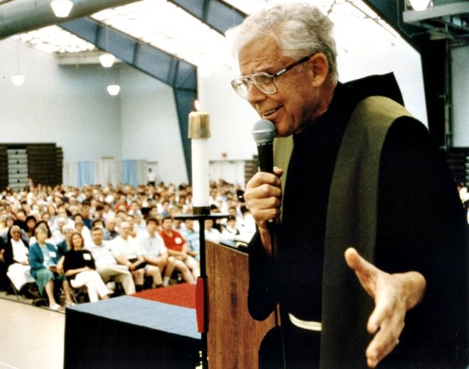 The Franciscan friar was a 'giant in our midst' who helped revitalize the Catholic faith at Franciscan University of Steubenville and throughout the United States and the entire Church.