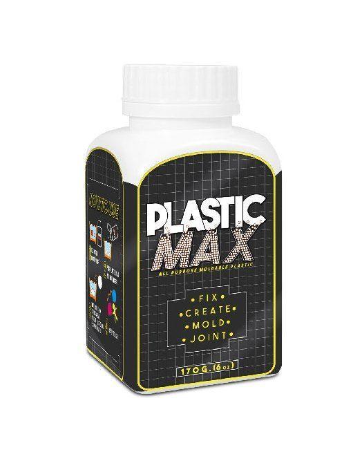 Moldable plastic pellets reusable plastic - PLASTIC MAX 6 OZ