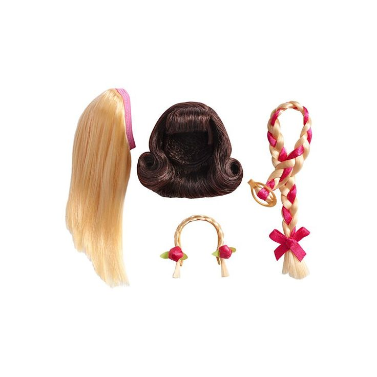 Check out the 50th Anniversary Barbie Hair Fair Set  (DYX78) at the official Barbie website. Explore the world of Barbie today!