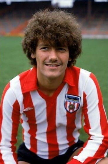 Kevin Arnott Sunderland 1980