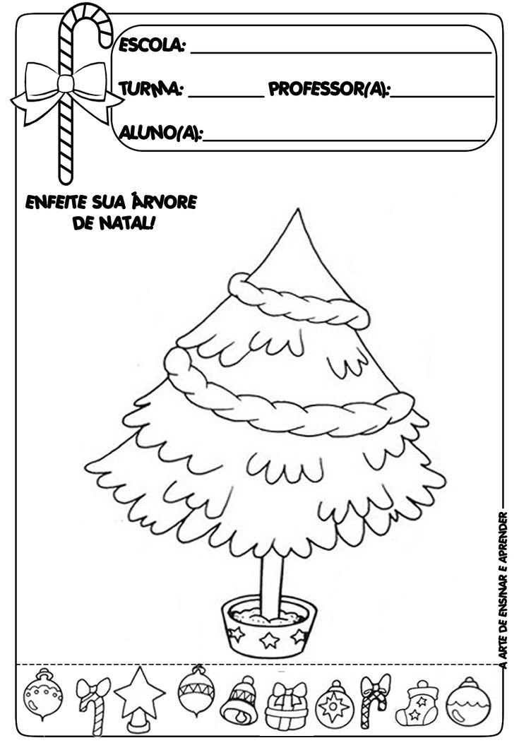 Atividades temática - Natal
