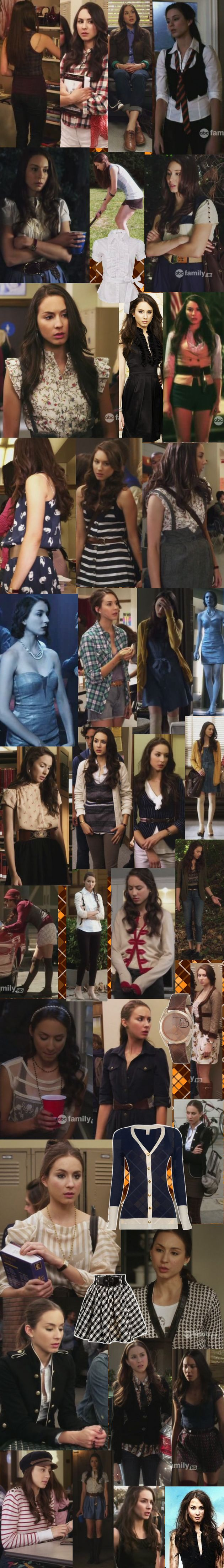 Pudim Engorda: Especial: Pretty Little Liars - Spencer Hastings She has some cute stuff!!!
