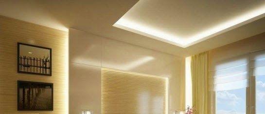 Led Streifen Wohnzimmer: LED False Ceiling Lights For Living Room, LED Strip