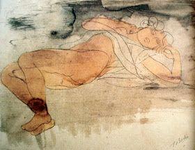 ¿Para qué dibuja un escultor? ¿Qué quiere expresar? En el caso de Auguste Rodin no se trata de trabajos preparatorios para sus e...