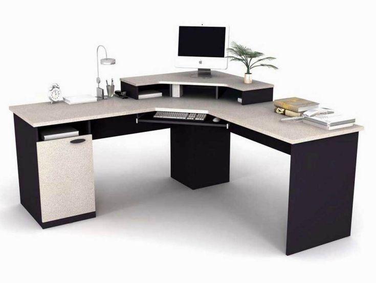 Funky Corner Computer Desk