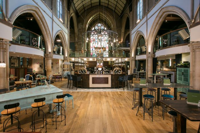 Pitcher & Piano (Nottingham) / Restaurant or Bar in a heritage building / Concorde BGW