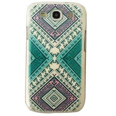 bohemien strisce modello custodia in plastica dura del telefono mobile per la galassia S3 di Samsung i9300 – EUR € 3.83