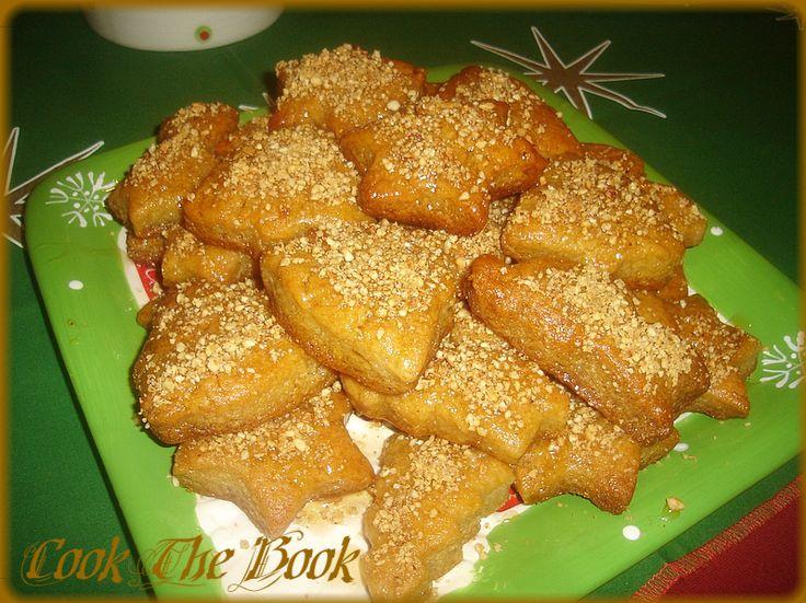 spicy xmas cookies-melomakarona/Μελομακάρονα χωρίς κόπο!