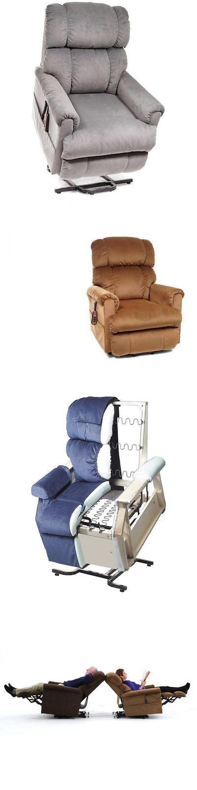 Electric Massage Chairs: Golden Tech Pr 931 Lar Space Saver Large Lift Chair