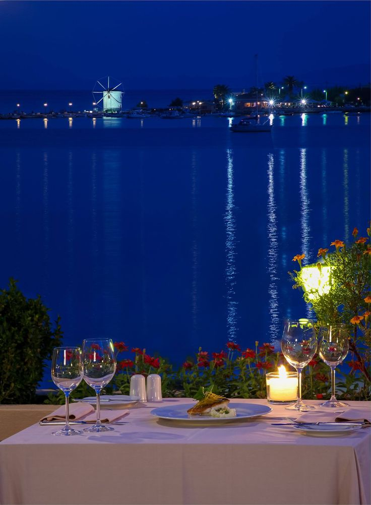 Evenings at the Corfu Palace Hotel 5* #Corfu