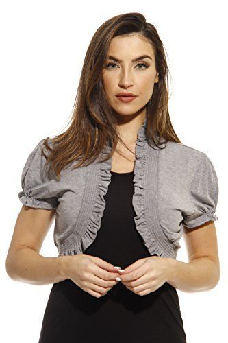New Trending Outerwear: 2504-GRY-2X Just Love Plus Size Shrug / Women Cardigan. 2504-GRY-2X Just Love Plus Size Shrug / Women Cardigan  Special Offer: $11.99  366 Reviews INSTANTLY SPRUCE UP ANY OUTFIT WITH OUR CHIC BOLERO SHRUGS Timeless Look You asked us to design bolero sweaters in solid colors and we listened! Our outfit-sprucing shrugs now come in...