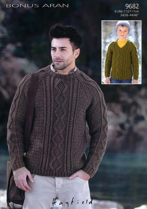 57 best Knitting - Men images on Pinterest   Knitting patterns ...