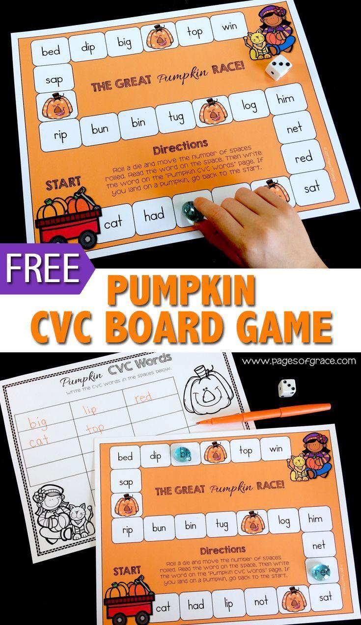 Make and Print: Vocabulary Board Games - edHelper