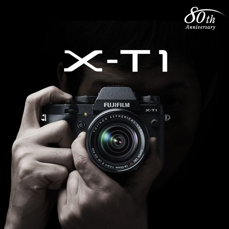 X-T1 is one of the best new cameras on the market, light weight interchangeable lenses and fantastic image quality.
